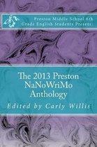 The 2013 Preston NaNoWriMo Anthology