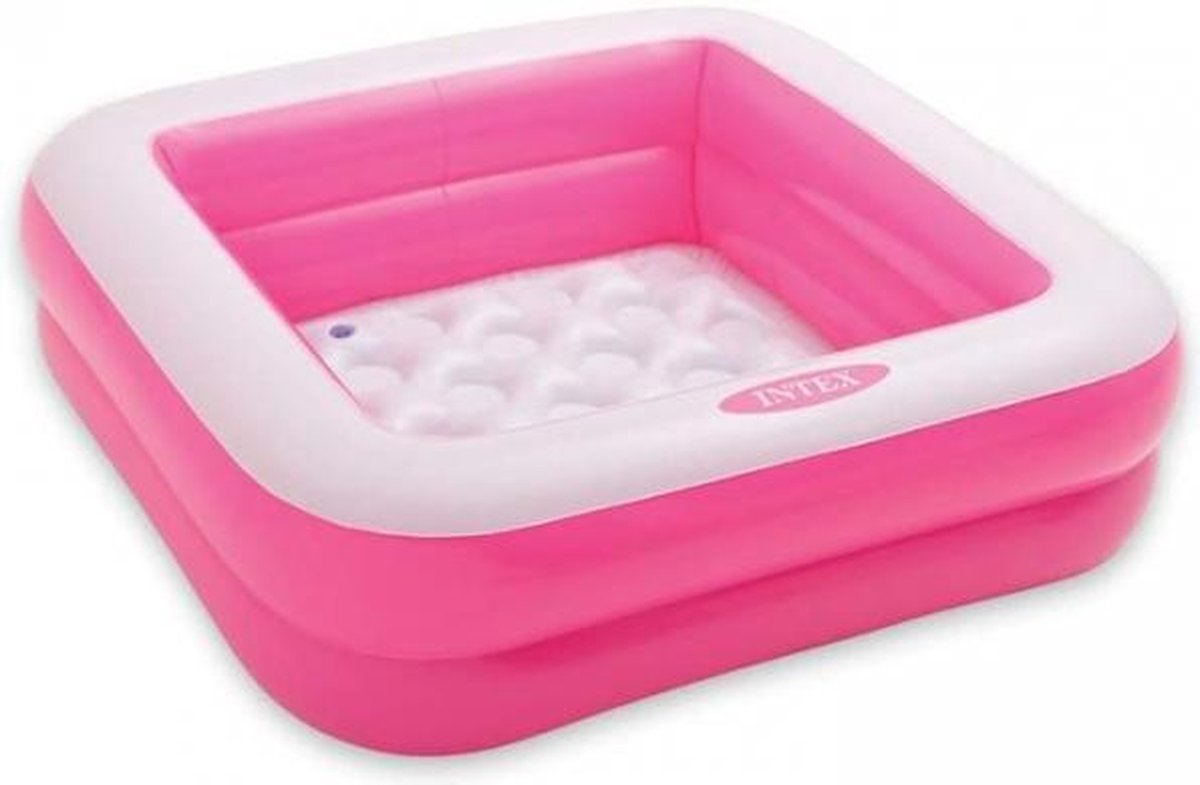Intex Zwembad Babybad 85x85x23