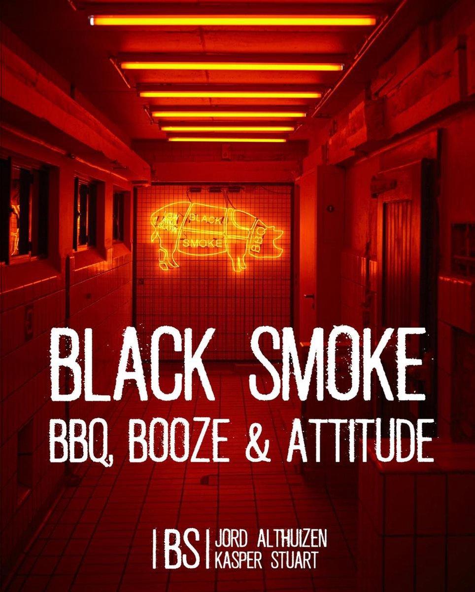 Black Smoke - Jord Althuizen