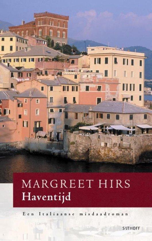 Cover van het boek 'Haventijd' van M. Hirs