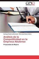 Analisis de La Competitividad En La Empresa Abulense