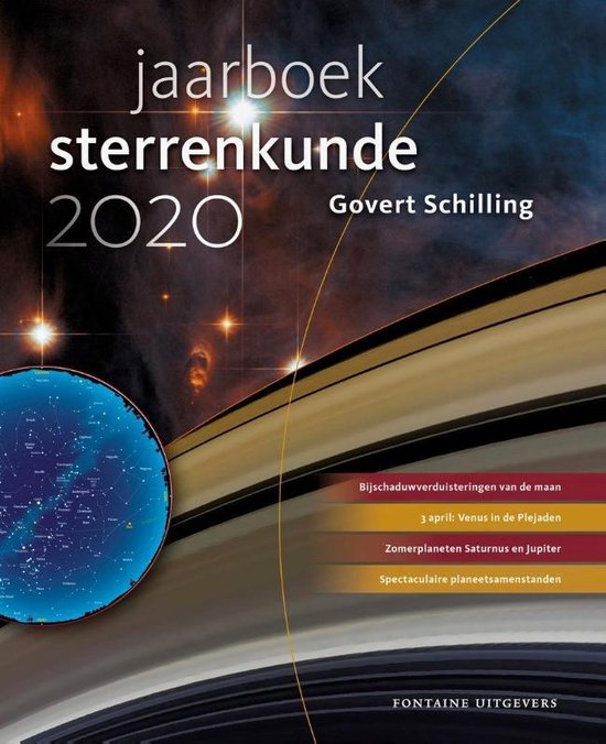 Jaarboek sterrenkunde 2020 - Govert Schilling |