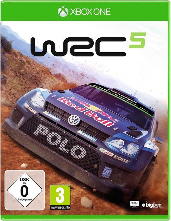 Bigben Interactive WRC 5 Xbox One Basis