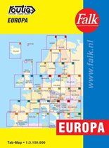 Routiq Europa Tab-map