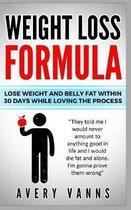 Weight Loss (Weight Loss Formula)