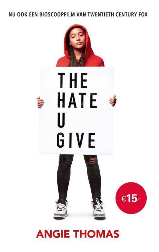 The Hate U Give - Angie Thomas |