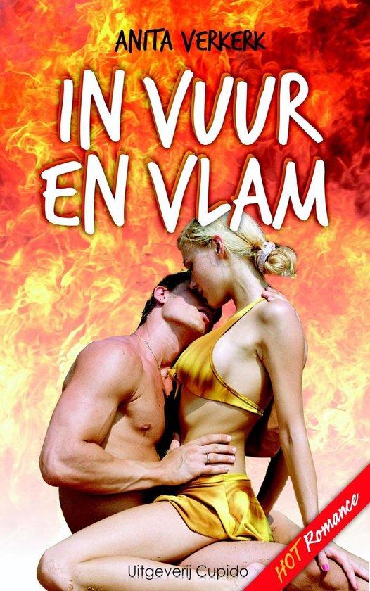 Hot Romance - In vuur en vlam - Anita Verkerk |