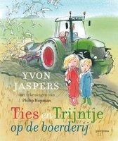 Ties en Trijntje  -   Ties en Trijntje op de boerderij