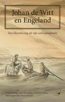 Boek cover Johan de Witt en Engeland van Ineke Huysman (Hardcover)
