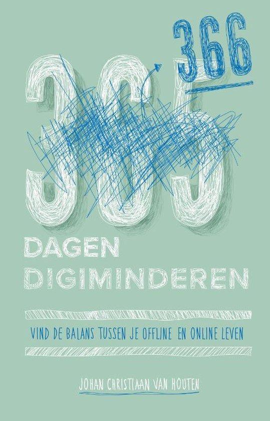 366 dagen digiminderen - Johan Christiaan van Houten |