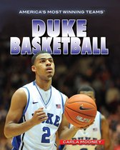 Boek cover Duke Basketball van Carla Mooney