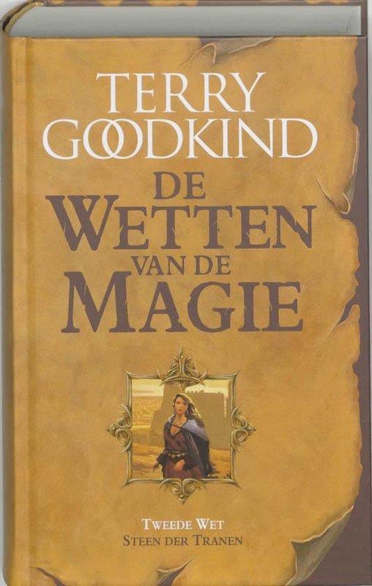 De wetten van de magie 2 - Steen der tranen - Terry Goodkind  