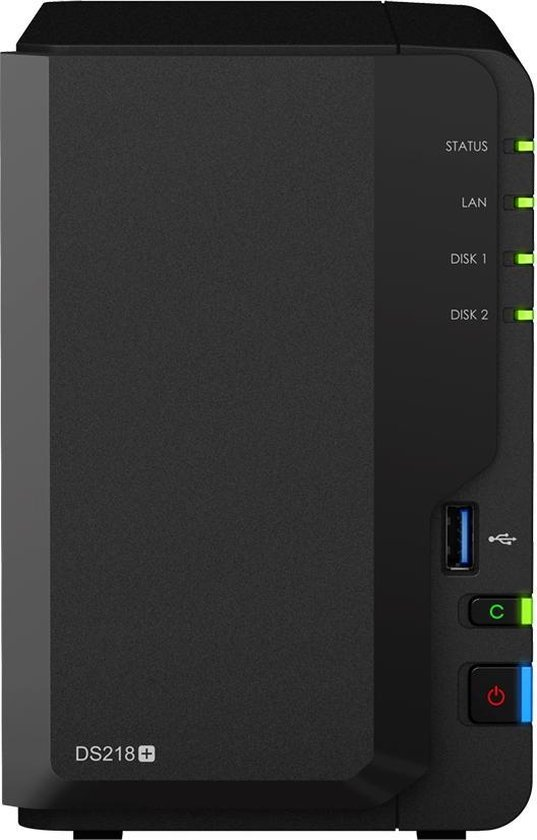 Synology DiskStation DS218+ - NAS