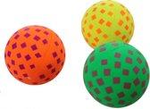 Johntoy High Bounce Stuiterballen 6,5 Cm 3 Stuks
