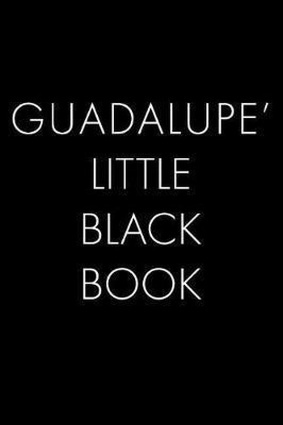 Guadalupe's Little Black Book