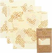 Bee's Wrap Set van 3 Medium