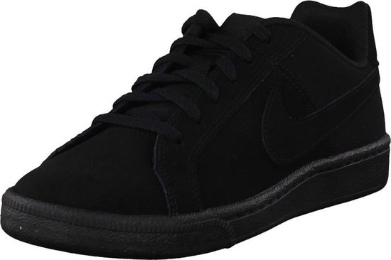 Nike Court Royale (GS) Sneakers Junior Sportschoenen - Maat 38 - Unisex - zwart