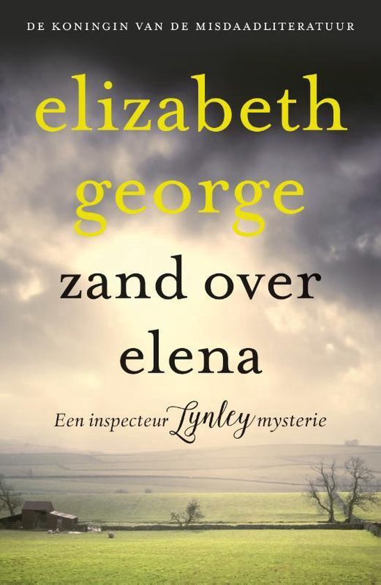 Inspecteur Lynley-Mysterie 5 - Zand over elena - Elizabeth George | Fthsonline.com