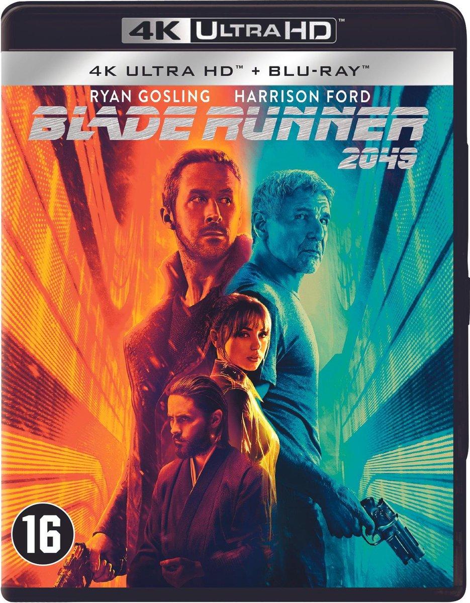 Blade Runner 2049 (4K Ultra HD Blu-ray)-