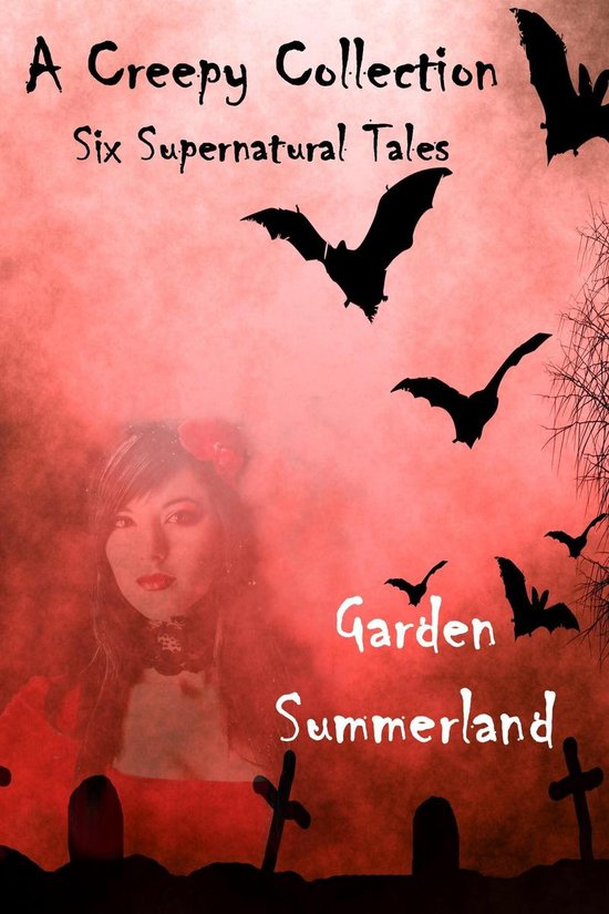 Omslag van A Creepy Collection: Six Supernatural Tales