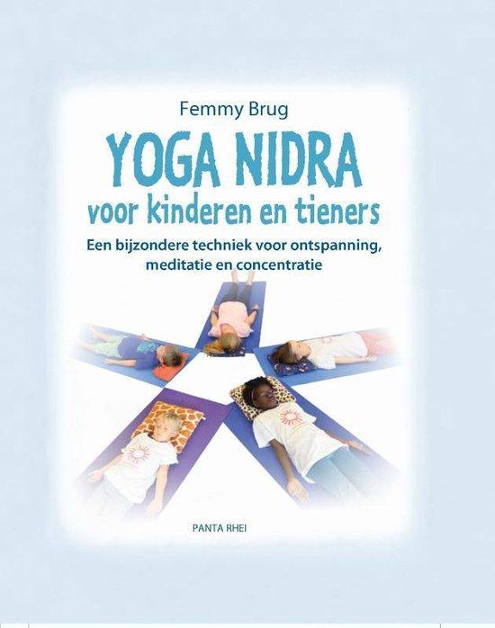 Yoga Nidra voor kinderen en tieners - Femmy Brug |