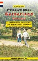 Provinciewandelgidsen 7 - Provinciewandelgids Gelderland Veluwe