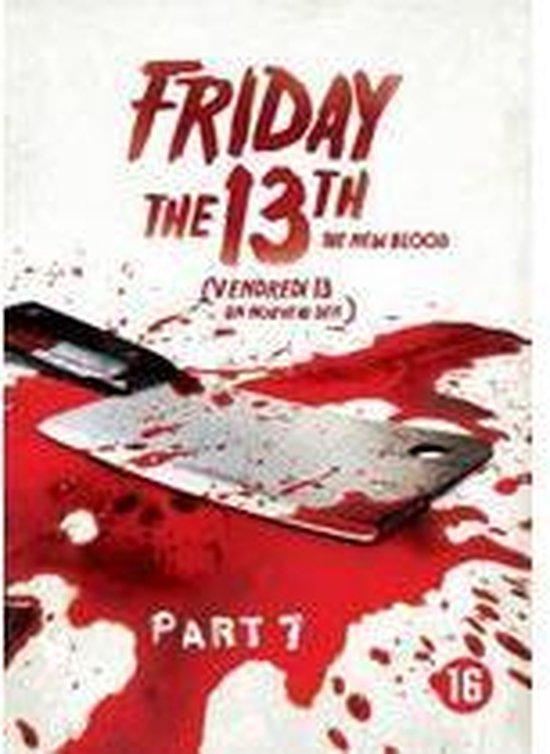 Cover van de film 'Friday the 13th - Part 7'