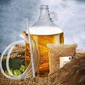 Dutch Brew Kit - Bierbrouw Pakket - Beer Making Kit - Oktoberfest - Bierpakket - Bier Maken - IPA 23x20x30cm