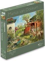 Puzzel Kippenhok - Marius van Dokkum (1.000 stukjes)