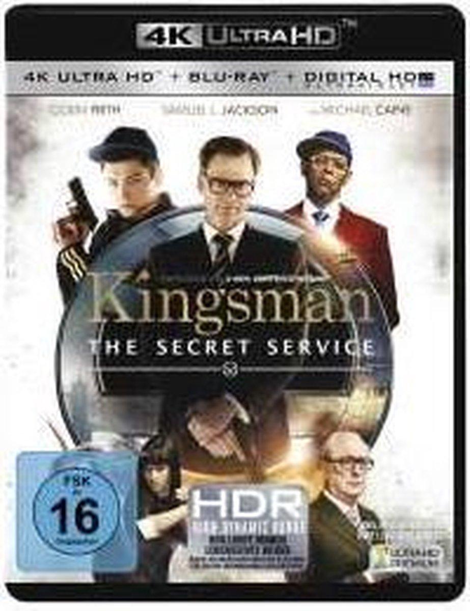 Kingsman - The Secret Service (Ultra HD Blu-ray & Blu-ray)-