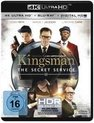 Kingsman - The Secret Service (Ultra HD Blu-ray & Blu-ray)