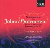 Fossegrimen, Op.21 / Norway's Greet