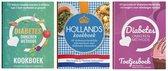 Diabetes Omkeren Methode Kookboek & Toetjesboek & Hollands Kookboek Combinatie Aanbieding