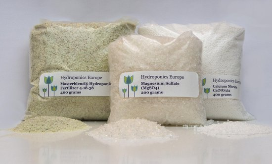 Find the perfect Hydroponics Fertilizer for you
