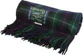 Highland Tartan Tweeds of Scotland Mackenzie