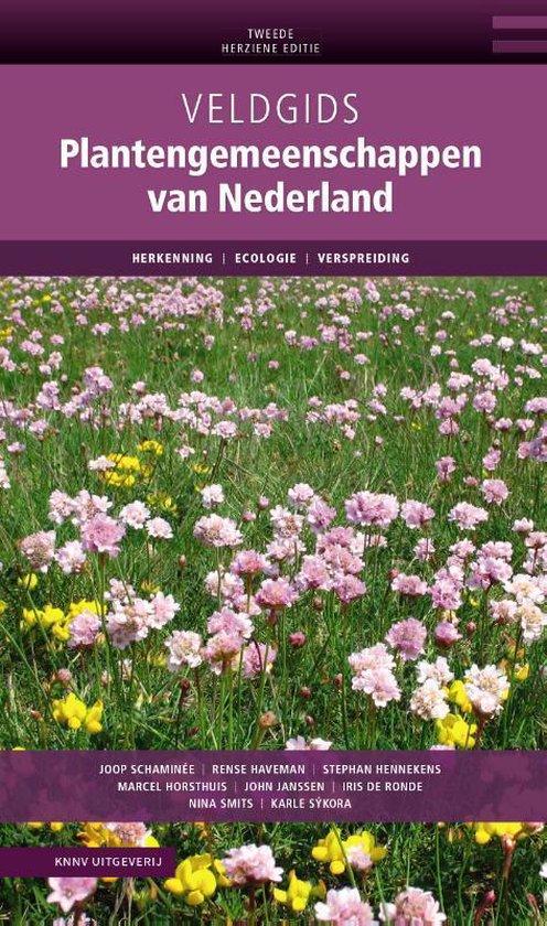 Veldgids - Plantengemeenschappen van Nederland - Joop Schaminee |