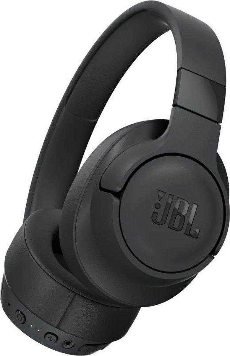 JBL Tune 750BT - Over-ear koptelefoon met Noise Cancelling - Zwart