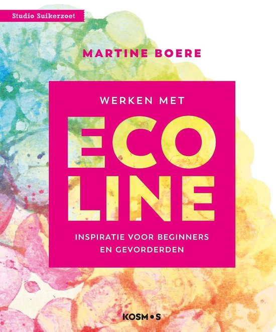 Werken met Ecoline - Martine Boere  