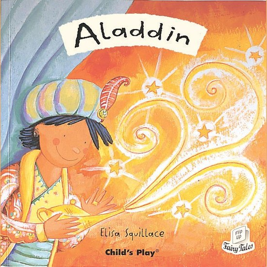 Boek cover Aladdin van Elisa Squillace (Onbekend)