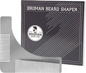Broman Beard Baardkam - Shaping Tool