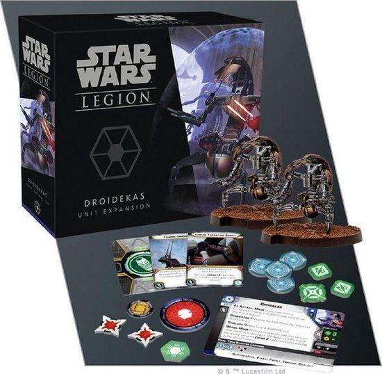 Afbeelding van het spel Star Wars Legion: Droidekas