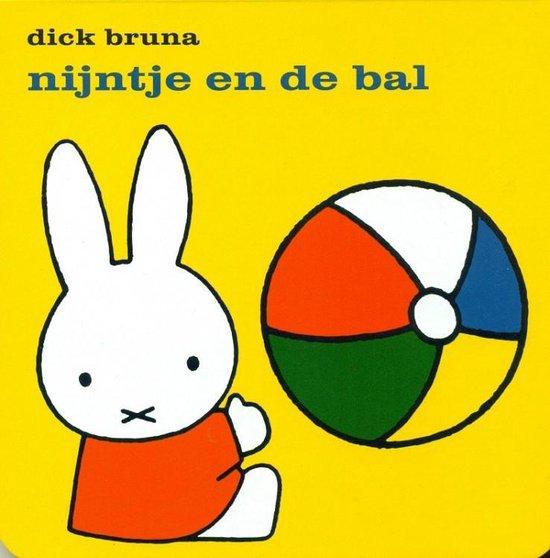 Flip-boekje - Nijntje en de bal - Dick Bruna pdf epub