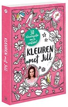 Jill - 30 Ansichtkaarten Kleuren Met Jill