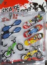 Finger skateboard | Vinger skateboard set | Finger toys | Vinger bmx