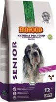 12,5 kg Biofood senior hondenvoer