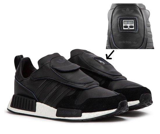 adidas nmd zwart heren