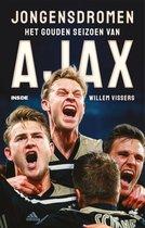 Boek cover Jongensdromen van Willem Vissers (Paperback)