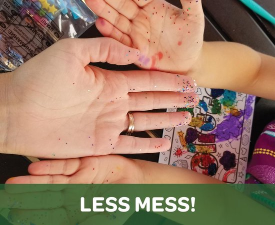 Glitter Dots - Sticker Effects