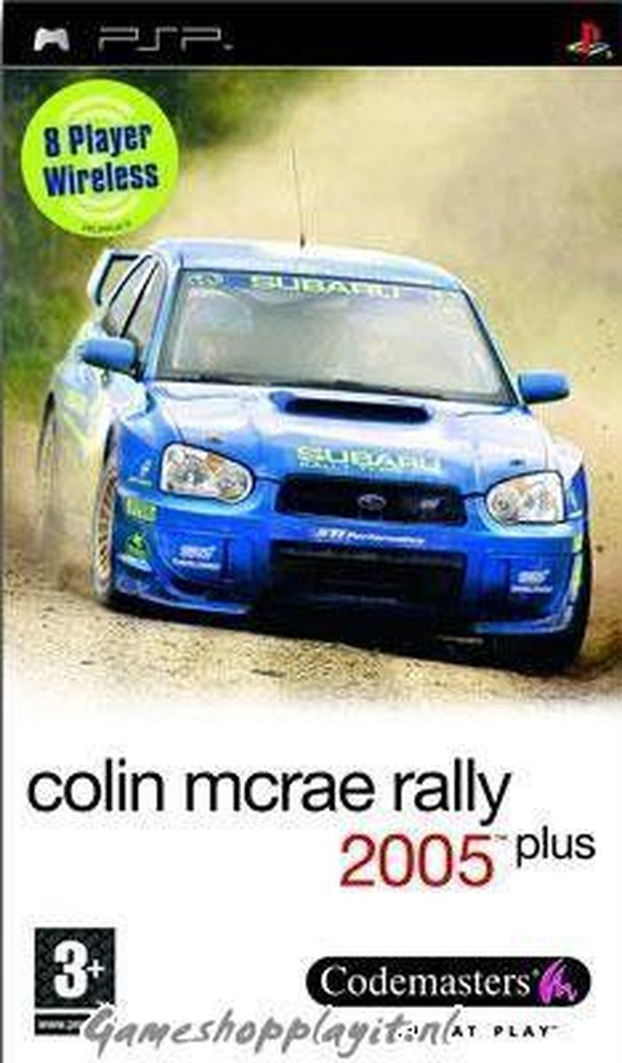 Colin McRae Rally 2005 Plus - Codemasters