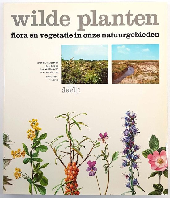 1 Wilde planten - V. Westhoff |